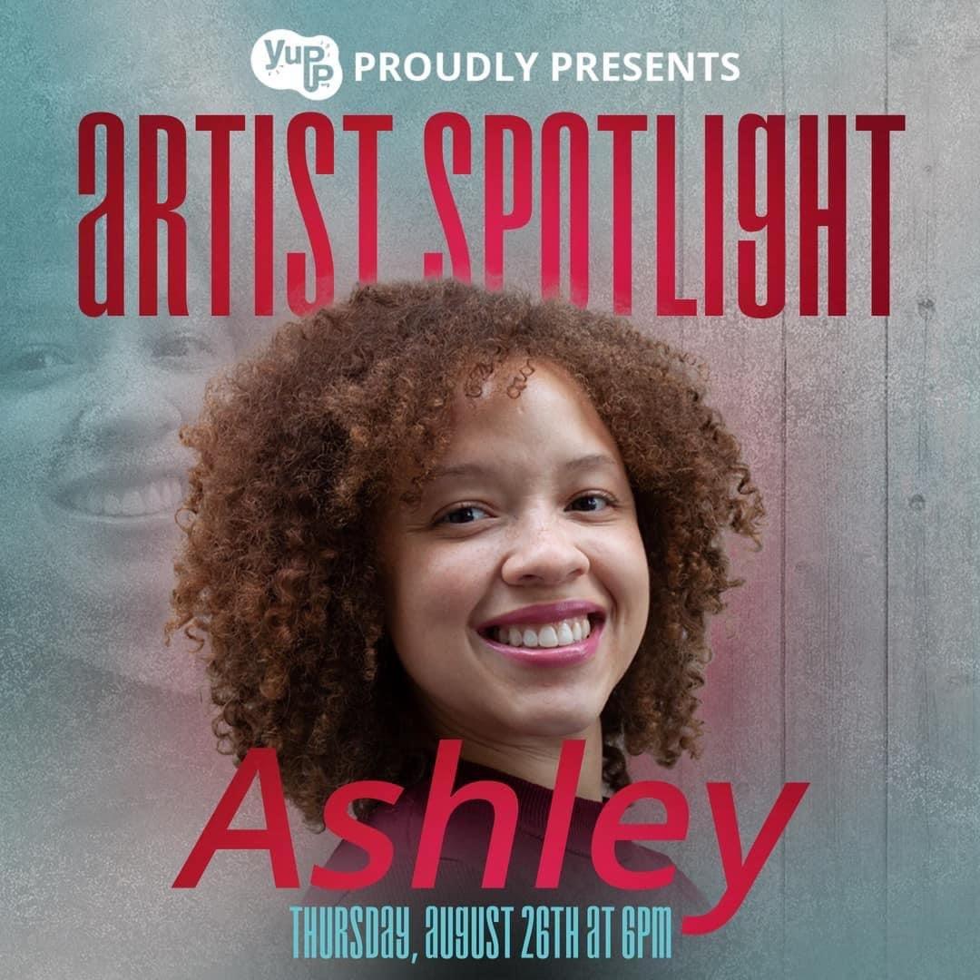 Artist Spotlight Series – Ashley