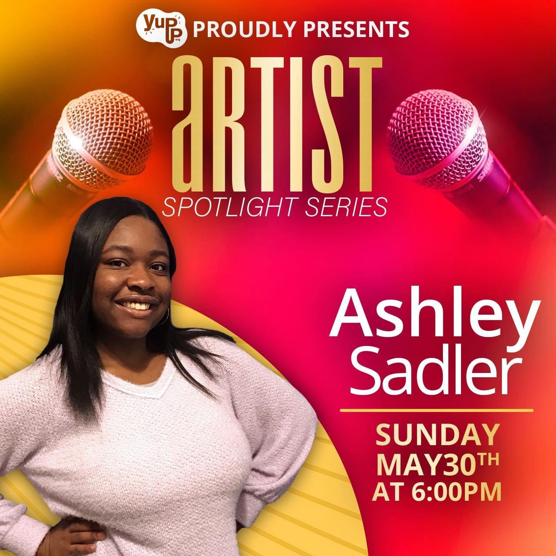 Artist Spotlight Series – Ashley Sadler