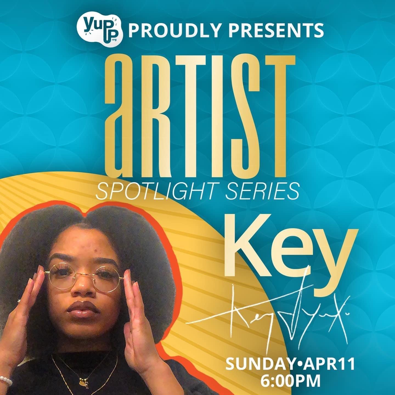 Artist Spotlight Series – Key